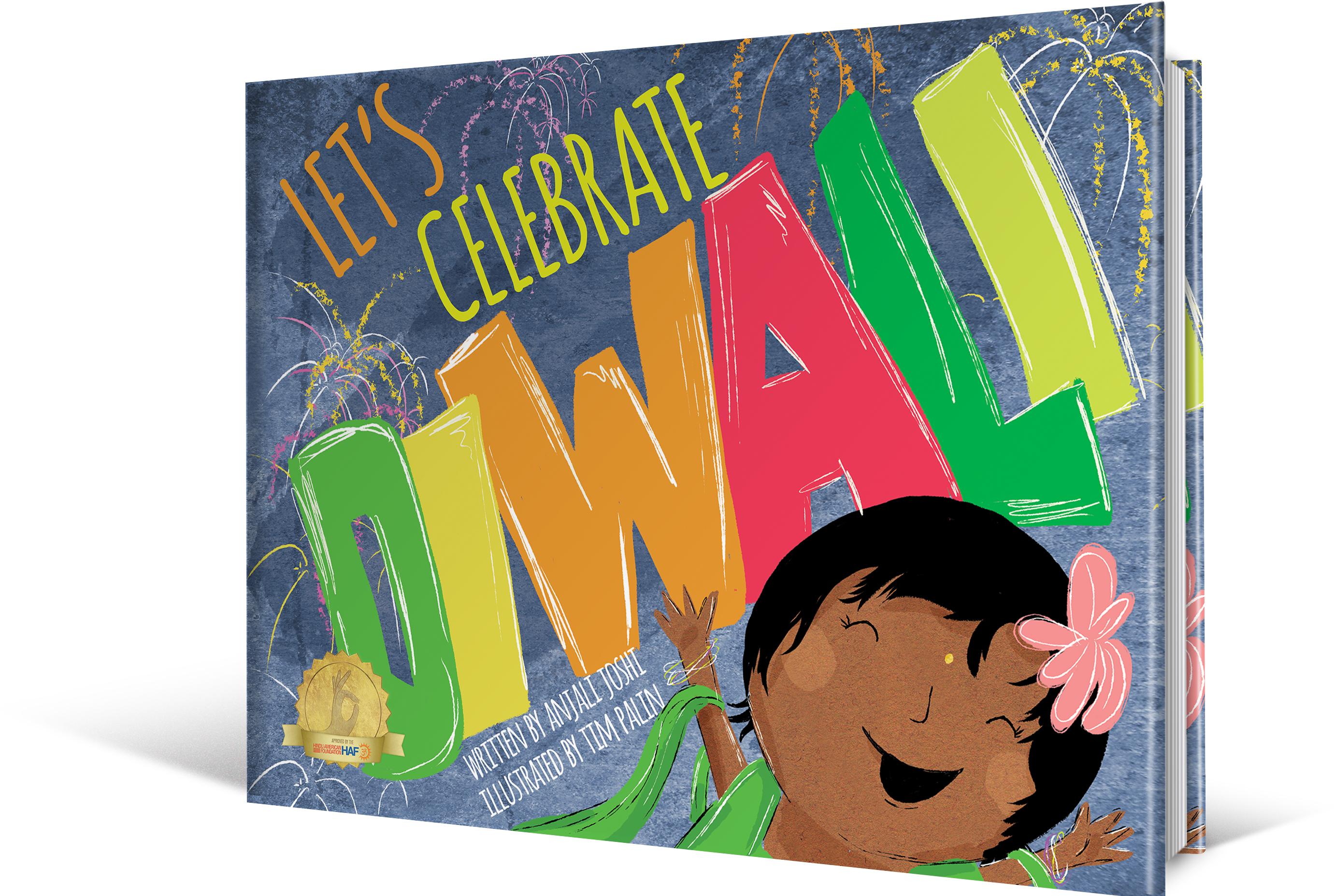Children's Book, Let's Celebrate Diwali, Explores Unifying Theme of Friendship Through Culture