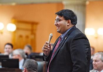 Get to Know: Niraj Antani, Ohio State Representative