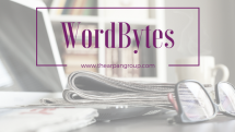 Weekly WordBytes: 4.28.17