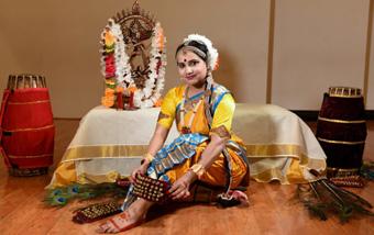 Ranjana Warier Indian Classical Dancer and Choreographer